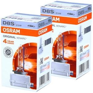 OSRAM 66548 OSRAM D8S 66548 XENARC electronic ORIGINAL...