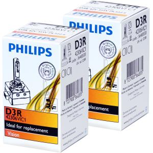 PHILIPS D3R 42306VI XenStart Vision Xenon Brenner