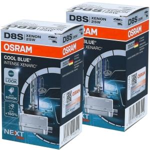 OSRAM D8S 66548CBN Xenarc COOL BLUE Intense (NEXT GEN)...